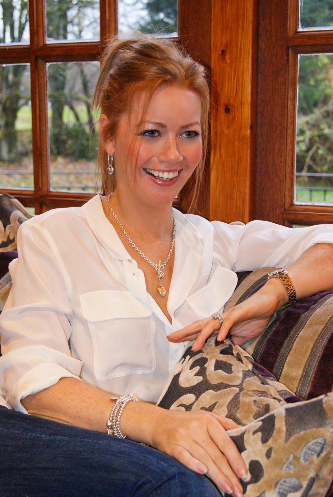 Kathleen McDermott wed... Kim Cattrall